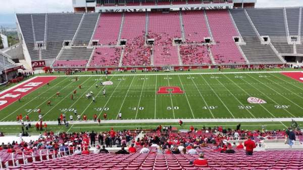 Rice-Eccles Stadium, section: E36, row: 51, seat: 25
