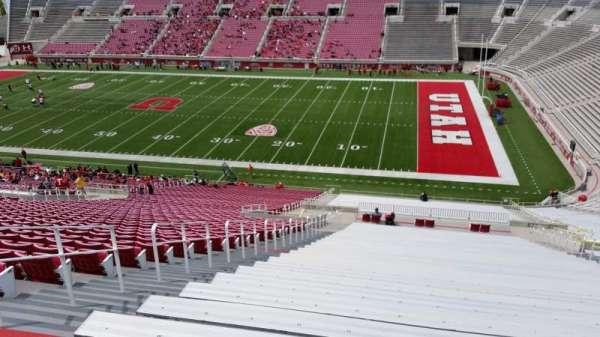 Rice-Eccles Stadium, section: E33, row: 54, seat: 13