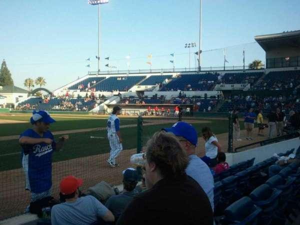 LoanMart Field, section: FB12, row: D, seat: 16