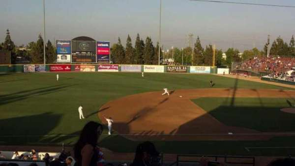 LoanMart Field, section: Club 14, row: 12, seat: 4