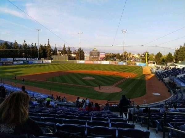 LoanMart Field, section: 4, row: 16, seat: 2