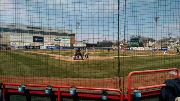 UPMC Park, section: 109, row: C, seat: 2