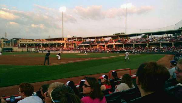 UPMC Park, section: 115, row: E, seat: 7