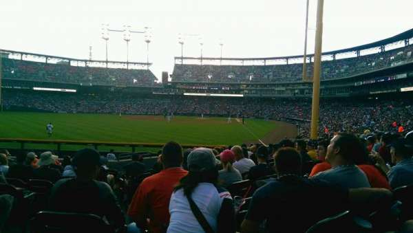 Comerica Park, section: 146, row: M, seat: 1