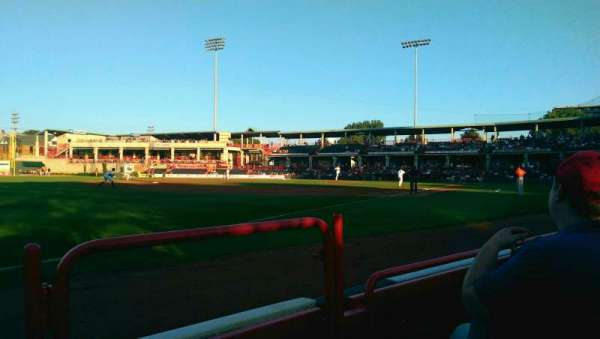 UPMC Park, section: 117, row: B, seat: 1