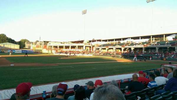 UPMC Park, section: 113, row: E, seat: 17