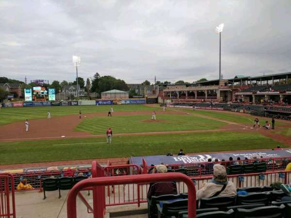 UPMC Park, section: 210, row: FF, seat: 19