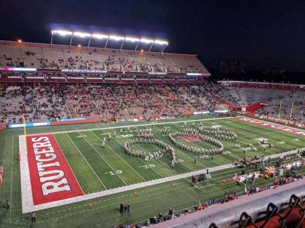 SHI Stadium, section: 213, row: 1, seat: 5