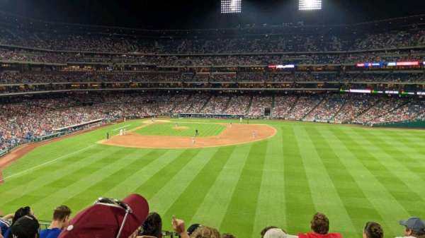 Citizens Bank Park, section: 202, row: 5, seat: 10