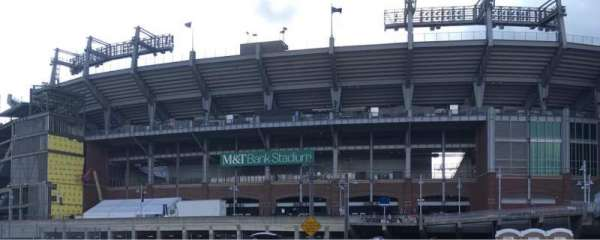 M&T Bank Stadium, section: EXTERIOR