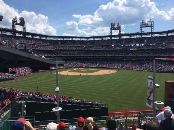 Citizens Bank Park, section: ROOFTOP BLEACHERS, row: 7, seat: 1