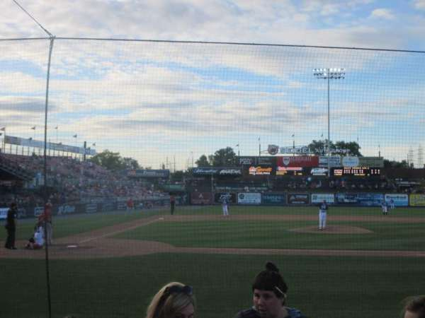 FirstEnergy Stadium (Reading), section: Right 1, row: 8, seat: 1