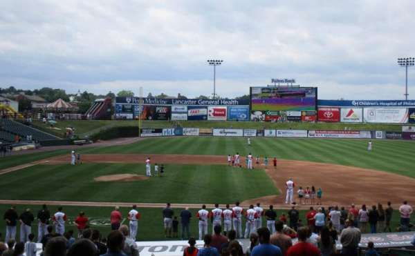 Clipper Magazine Stadium, section: 8, row: T, seat: 5