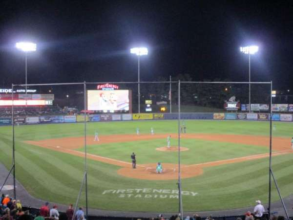 FirstEnergy Stadium (Reading), section: 5, row: 29, seat: 1