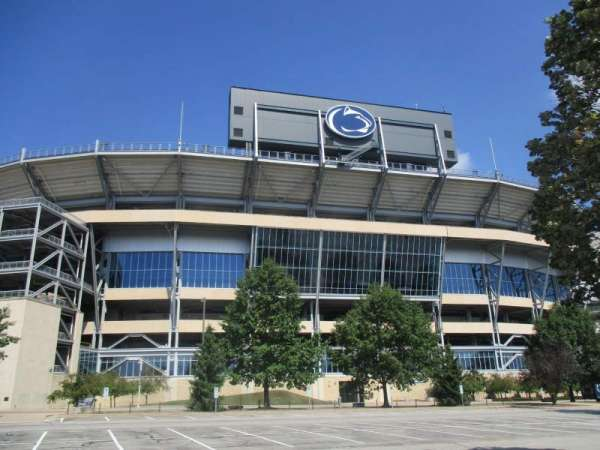 Beaver Stadium, section: EXTERIOR