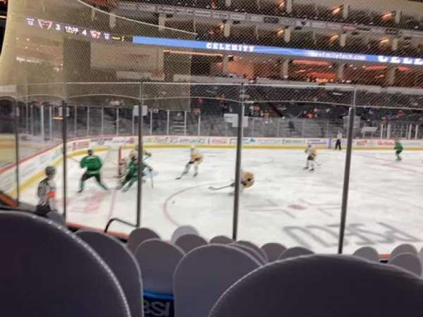 PPL Center, section: 107, row: 6, seat: 7