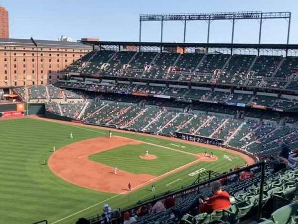 Oriole Park at Camden Yards, section: 368, row: 23, seat: 8