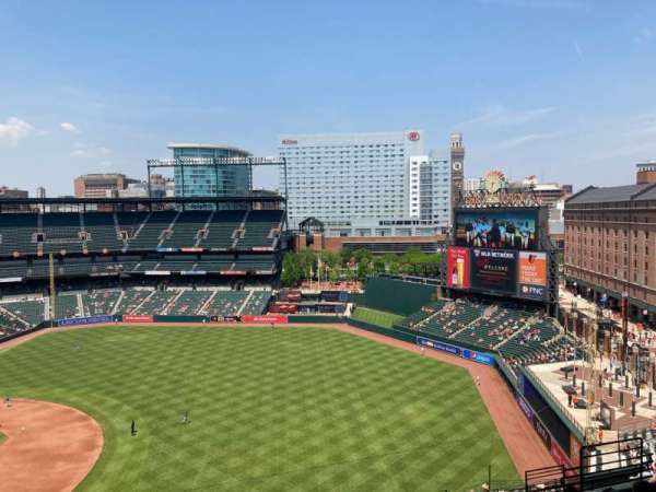 Oriole Park at Camden Yards, section: 312, row: 21, seat: 14