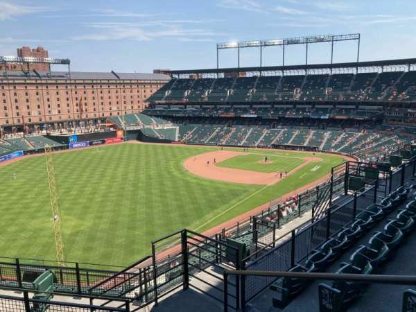 Oriole Park at Camden Yards, section: 374, row: 13, seat: 2