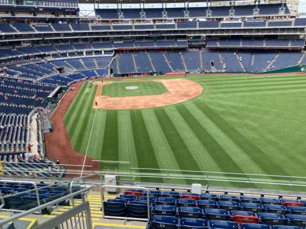Nationals Park, section: 243, row: J, seat: 12