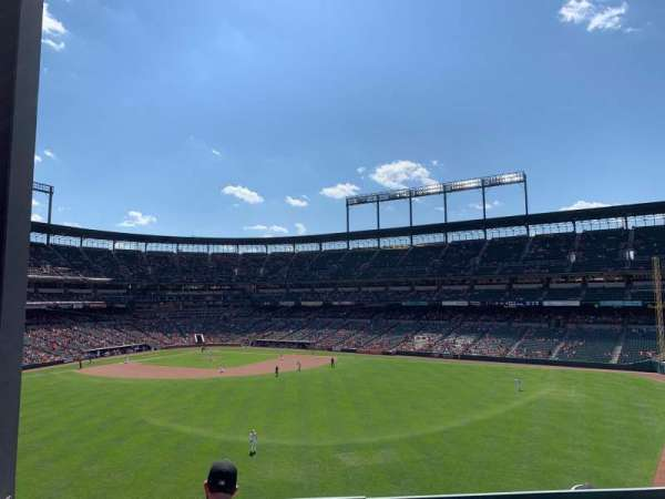Oriole Park at Camden Yards, section: ROOF, row: ADECK