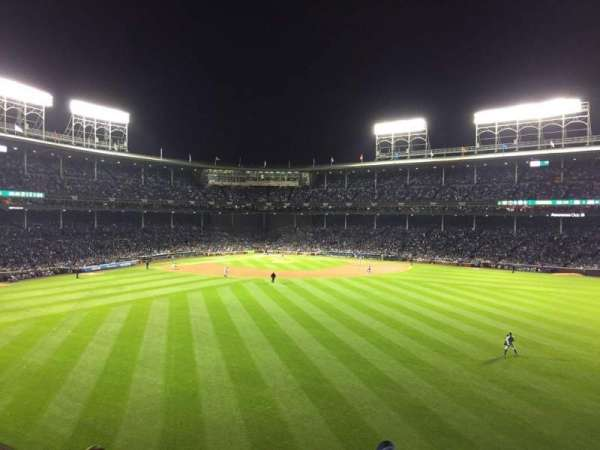 Wrigley Field, section: 538, row: 2, seat: 6