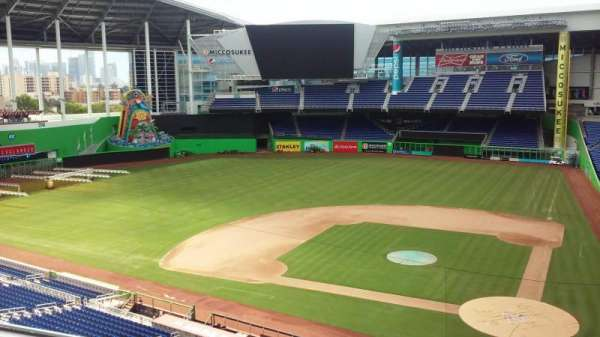 Marlins Park, section: Suite