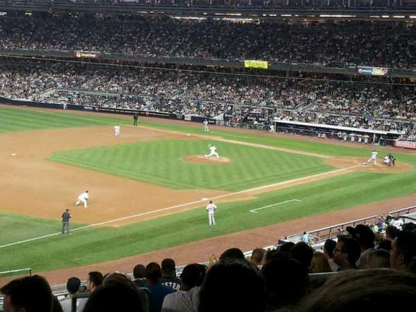 Yankee Stadium, section: 228, row: 12, seat: 4