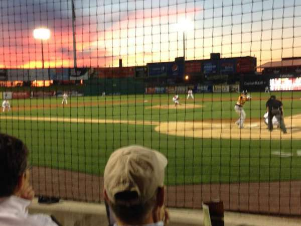 Clipper Magazine Stadium, section: 16, row: C, seat: 4