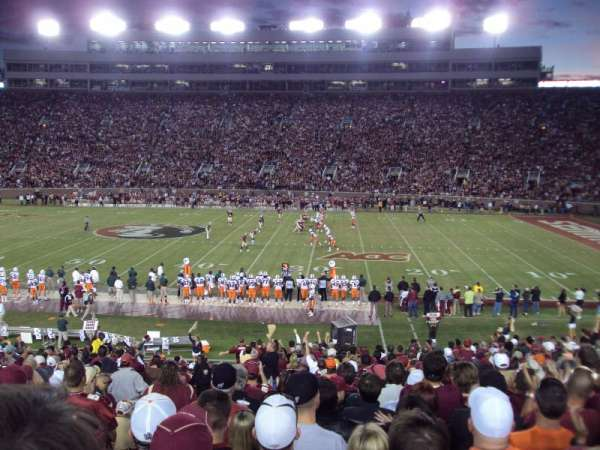 Bobby Bowden Field at Doak Campbell Stadium, section: 8, row: 31, seat: 27-28