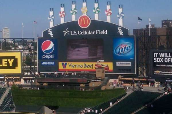 Guaranteed Rate Field, section: 116