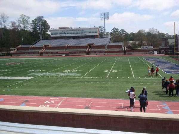 Robins Stadium, section: 102, row: f, seat: 13
