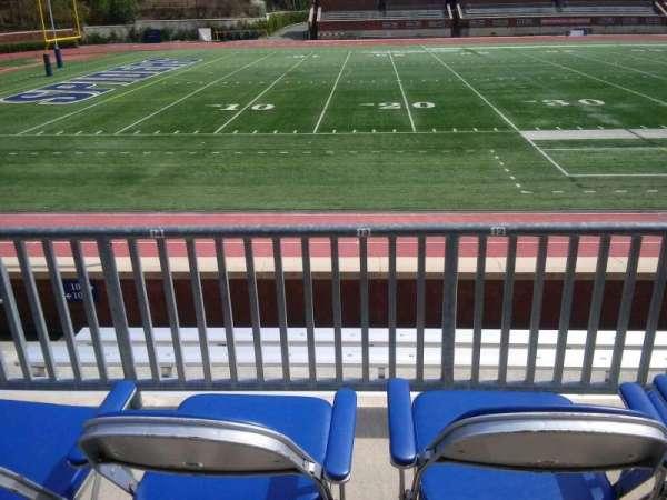 Robins Stadium, section: 107, row: E, seat: 13