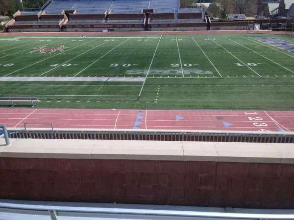 Robins Stadium, section: 203, row: D, seat: 11
