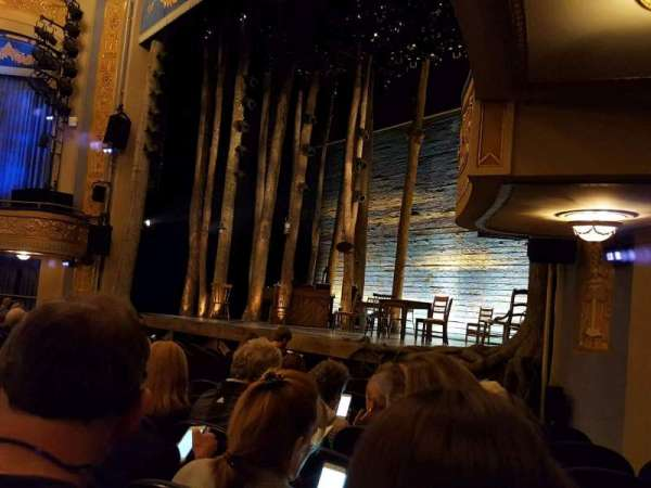 Gerald Schoenfeld Theatre, section: Orchestra R, row: H, seat: 22