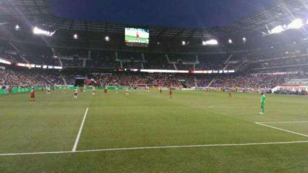 Red Bull Arena (New Jersey), section: 119, row: 2, seat: 21