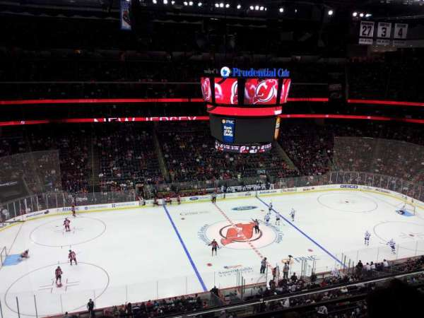 Prudential Center, section: 127, row: 2, seat: 11