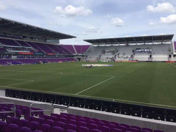 Exploria Stadium, section: 2, row: K, seat: 12