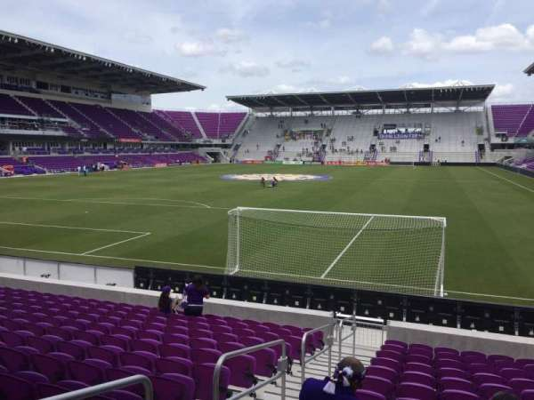 Exploria Stadium, section: 2, row: N, seat: 22