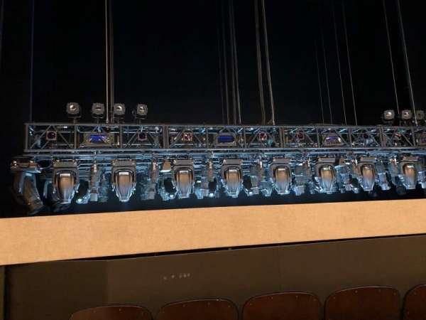 Lunt-Fontanne Theatre, section: Orchestra C, row: E, seat: 101
