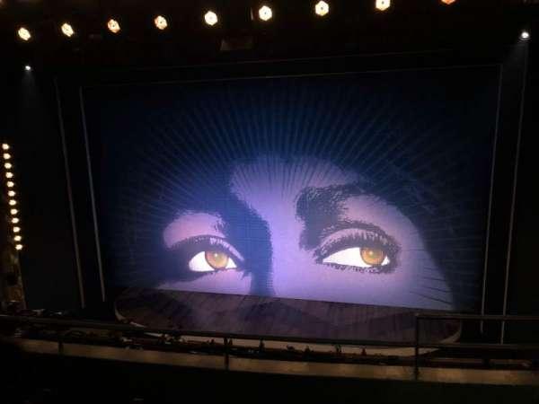 Lunt-Fontanne Theatre, section: Front Mezzanine C, row: C, seat: 114