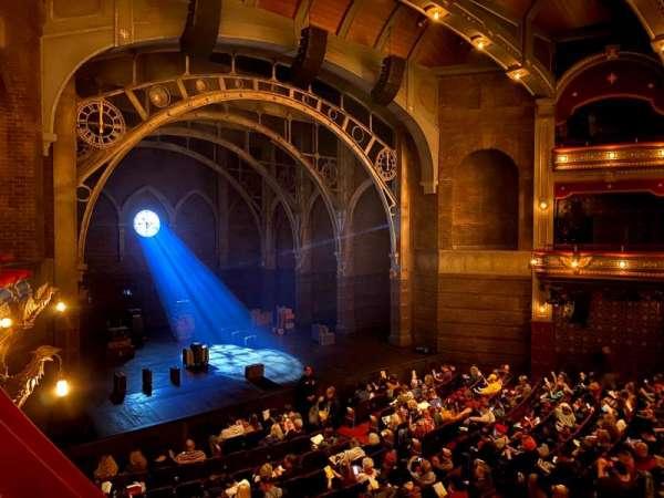 Lyric Theatre, section: Dress Circle L, row: A, seat: 21