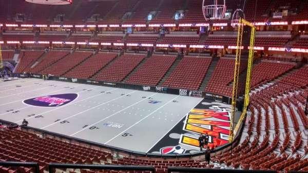 Honda Center, section: 304, row: C, seat: 8