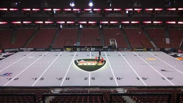 Honda Center, section: 320, row: C, seat: 8