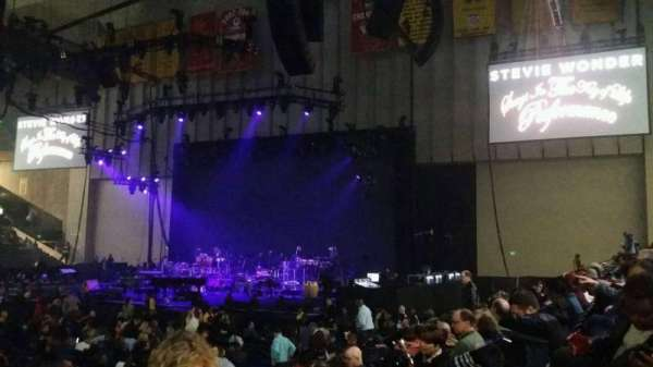 Royal Farms Arena, section: 110, row: F, seat: 6