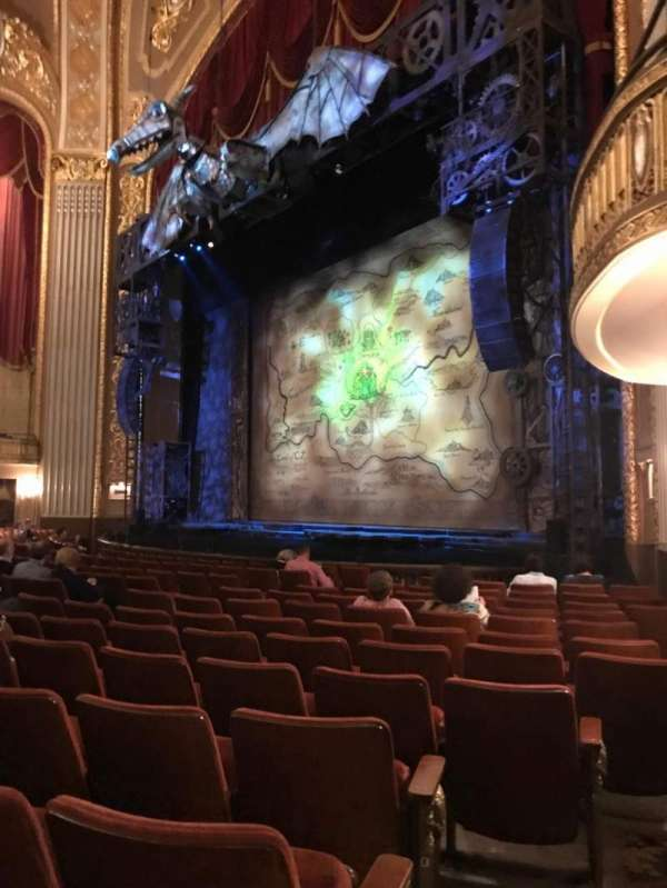 Orpheum Theatre (Memphis), section: ORCHESTRA RIGHT, row: N, seat: 27
