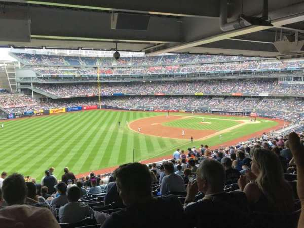 Yankee Stadium, section: 231, row: Standing , seat: 4
