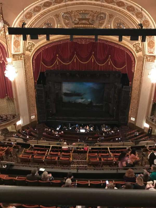 Orpheum Theatre (Memphis), section: Lower Gallery C, row: A, seat: 108