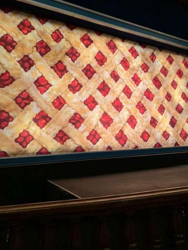 Orpheum Theatre (Memphis), section: OLC, row: B, seat: 209