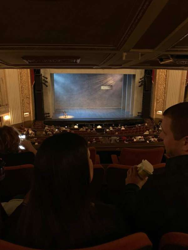 Orpheum Theatre (Memphis), section: MezzLC, row: D, seat: 206